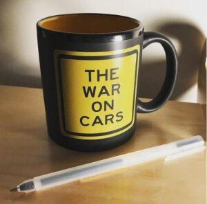 Mug - The War on Cars